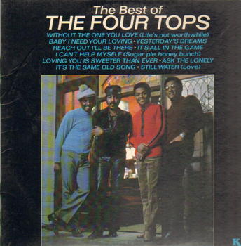 The Four Tops - The Best Of
